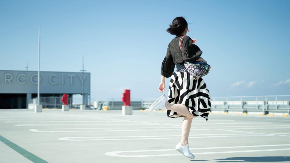 Fashion and Portrait of Okinawa / Exhbition design