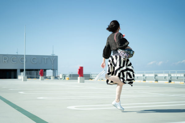 Fashion and Portrait of Okinawa / Design