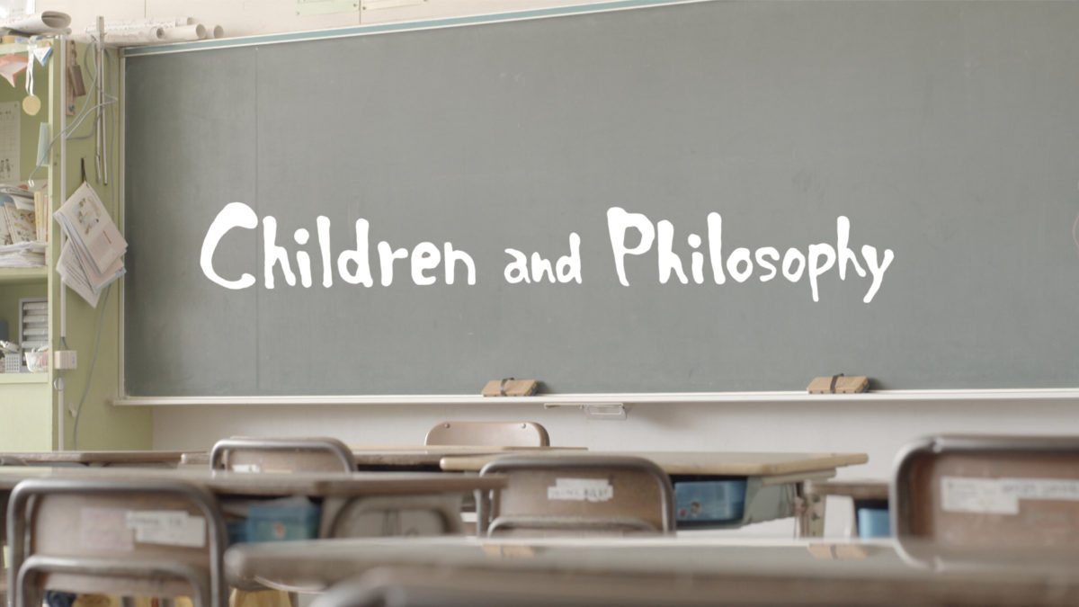 Children and Philosophy